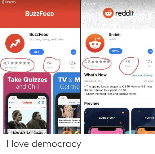 Search Sear Reddit BuzzFeed BuzzFeed Quizzes News and Video
