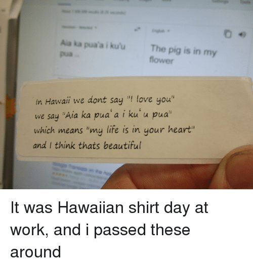 🐣 25+ Best Memes About Hawaiian Shirt Day | Hawaiian Shirt
