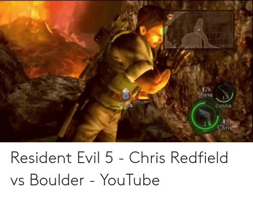 25 Best Memes About Resident Evil 5 Chris Redfield Resident Evil 5 Chris Redfield Memes