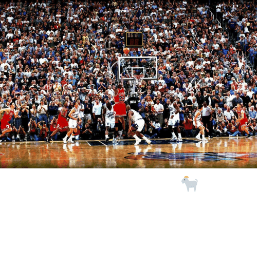 all: 22 years ago today, 🐐 broke the hearts of all these Jazz fans https://t.co/MjAQBbjCq6