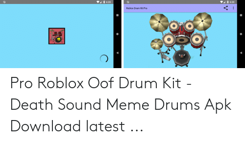 Roblox Instant Oof