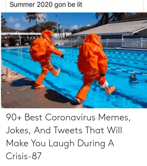 You Laugh: 90+ Best Coronavirus Memes, Jokes, And Tweets That Will Make You Laugh During A Crisis-87