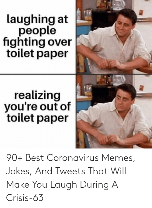 Make You: 90+ Best Coronavirus Memes, Jokes, And Tweets That Will Make You Laugh During A Crisis-63