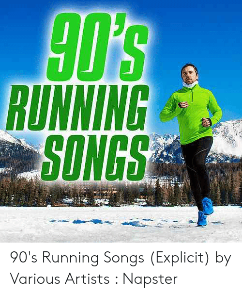 90'S RUNNING SONGS 90's Running Songs Explicit by Various