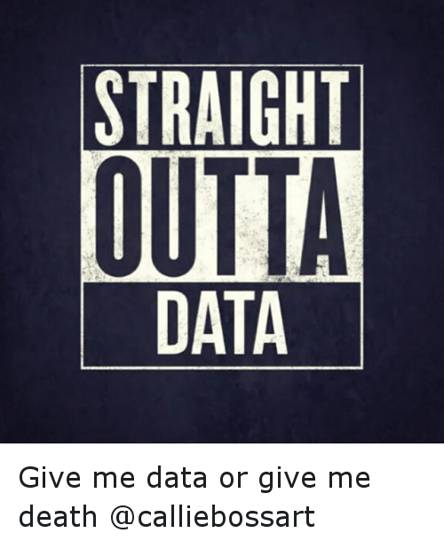 🐣 25+ Best Memes About Give Me Data   Give Me Data Memes