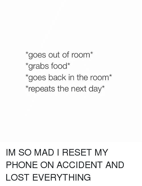 Reseted