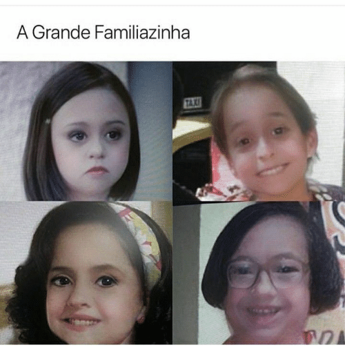 Tax, Grande, and A: A Grande Familiazinha  TAX