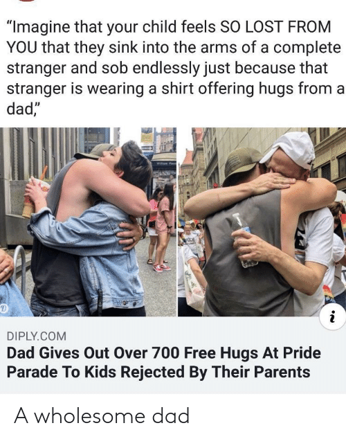 Wholesome: A wholesome dad