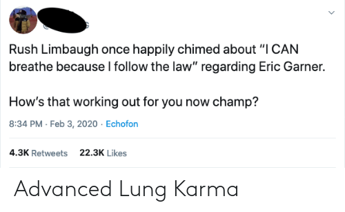 Advanced: Advanced Lung Karma