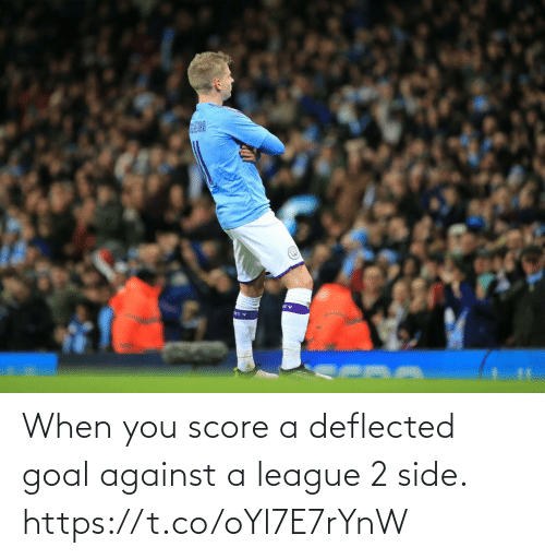 Goal: AIND  ITY When you score a deflected goal against a league 2 side. https://t.co/oYl7E7rYnW