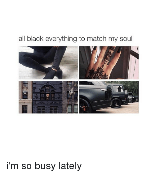 Relatable Memes For People Who Only Wear Black Clothing