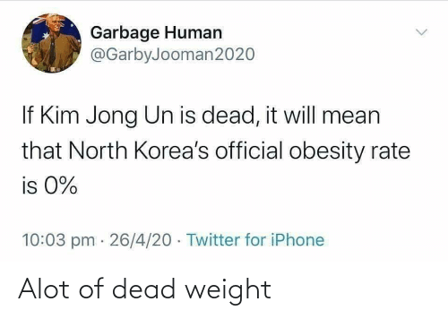 Weight: Alot of dead weight