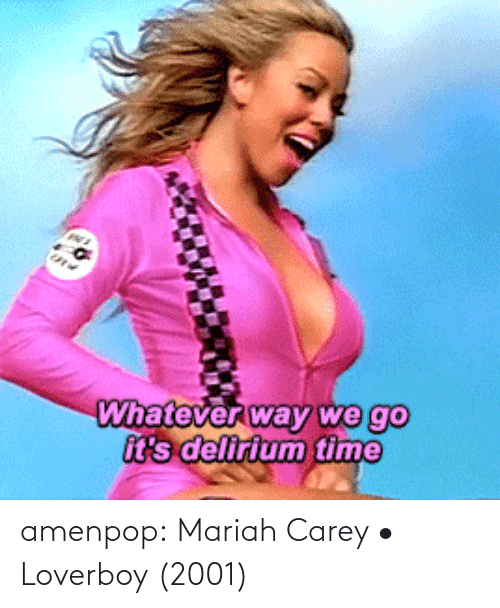 H: amenpop:  Mariah Carey • Loverboy (2001)