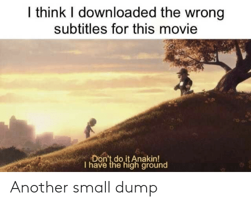 another: Another small dump
