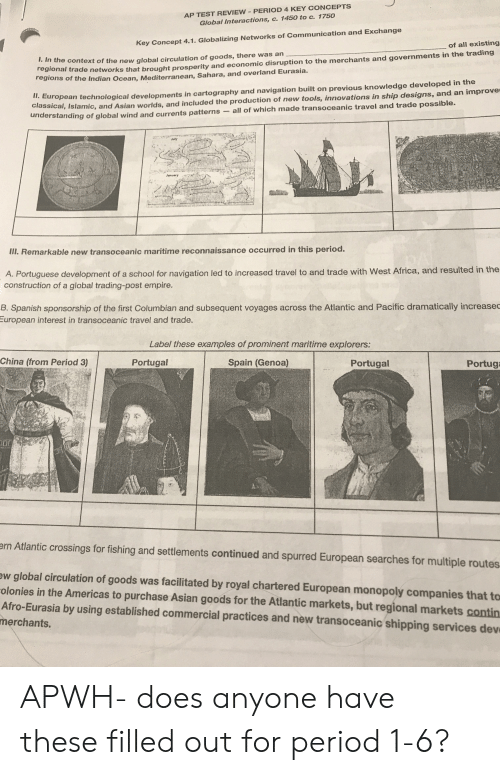 online store 9bd85 0c39f Africa, Asian, and Empire  AP TEST REVIEW-PERIOD 4 KEY CONCEPTS Global