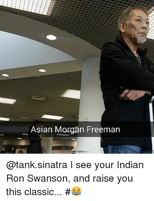 Asian Morgan Freeman