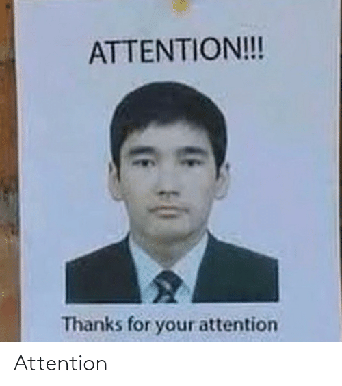 attention: Attention