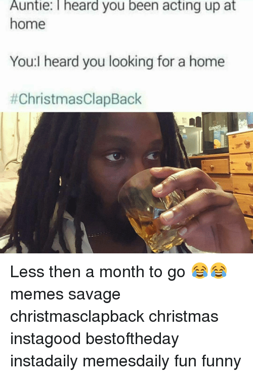 Christmas Clapbacks.25 Best Memes About Christmas Clapback Christmas