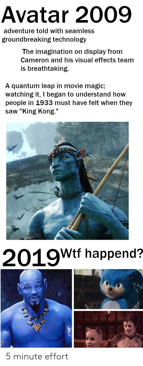 🐣 25+ Best Memes About the First Avatar | the First Avatar Memes