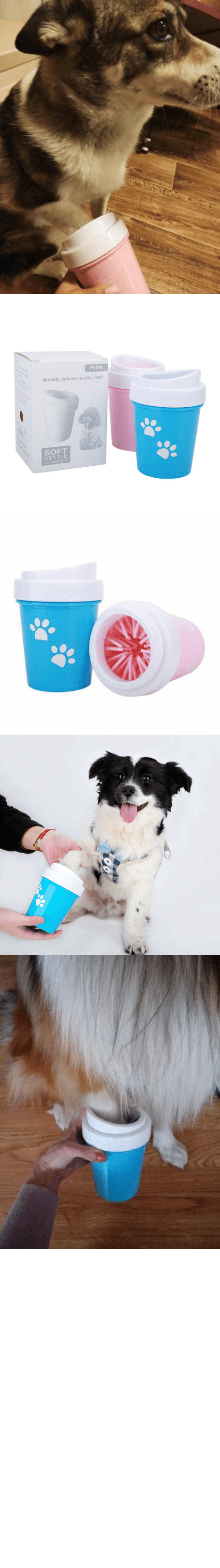 "coupon: awesomage:   PAW CLEANER     Now your best friend can have all the muddy dirty fun he wants without bringing it all into your home or vehicle.    30% OFF plus Free Worldwide Shipping with coupon code ""CUDDLING""    All funds gathered will be donated for rescue dog shelters    SUPPORTS US NOW, ORDER AND SHARE OUR CAUSE!https://www.doggiemon.com/products/paw-cleaner"