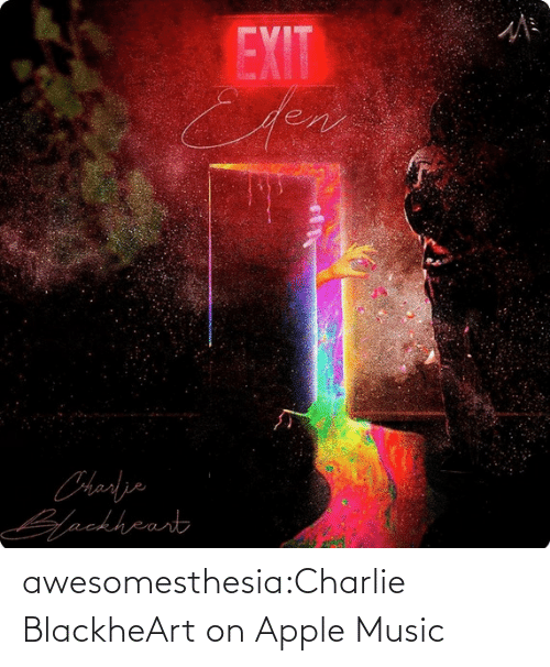 Us: awesomesthesia:Charlie BlackheArt on Apple Music