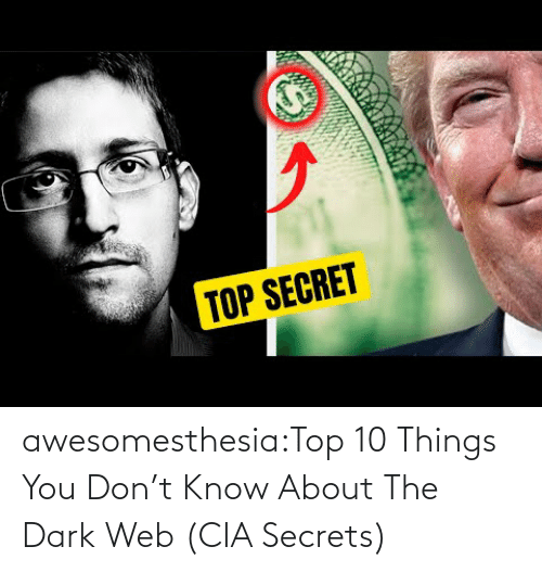 youtube.com: awesomesthesia:Top 10 Things You Don't Know About The Dark Web (CIA Secrets)