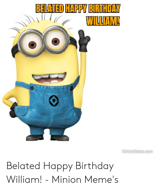 25+ best memes about happy birthday minion meme | happy