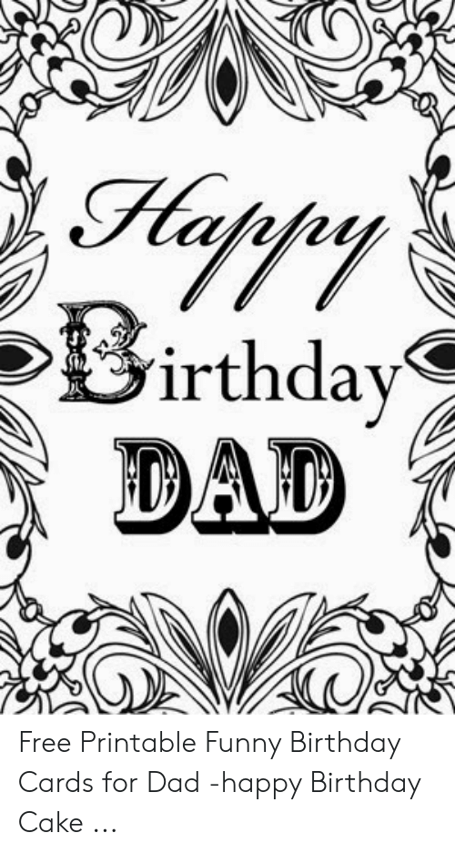 Birthday Cake Quotes For Dad