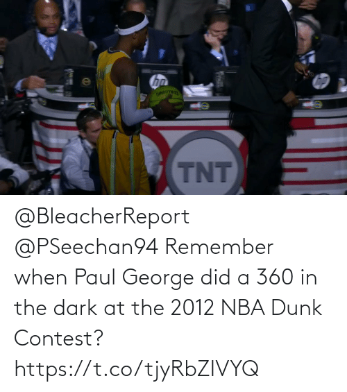 Remember When: @BleacherReport @PSeechan94 Remember when Paul George did a 360 in the dark at the 2012 NBA Dunk Contest?   https://t.co/tjyRbZIVYQ