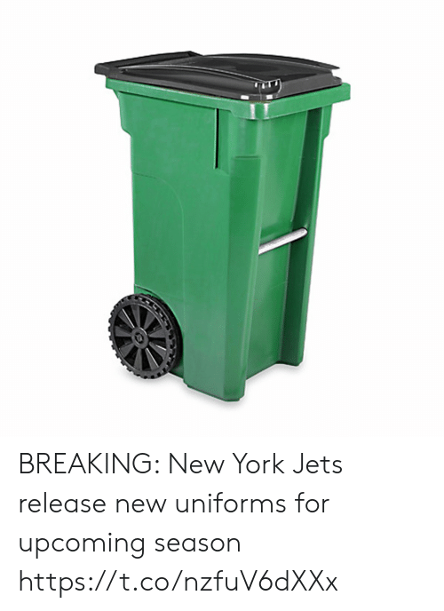 Football, New York, and New York Jets: BREAKING: New York Jets release new uniforms for upcoming season https://t.co/nzfuV6dXXx