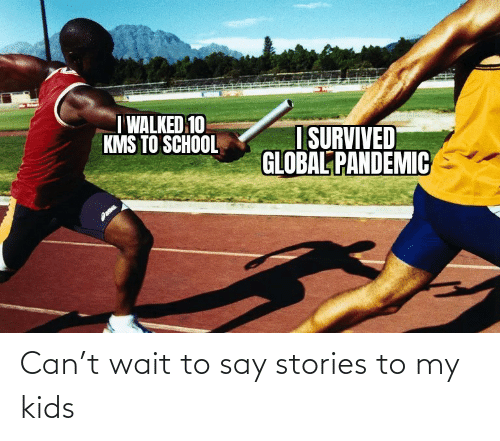 Stories: Can't wait to say stories to my kids