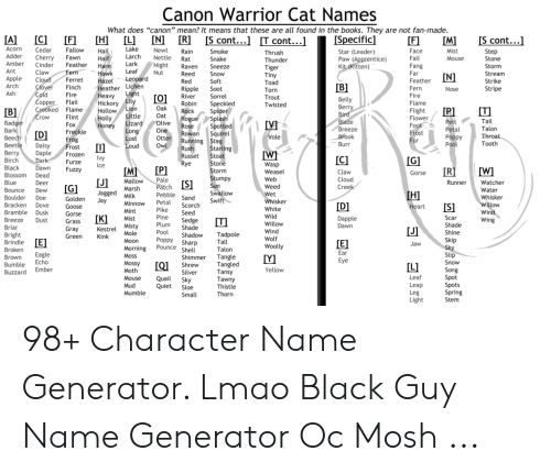 🐣 25+ Best Memes About Character Name Generator | Character