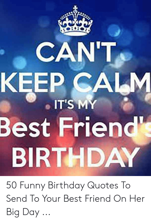 quote my best friends birthday quotes