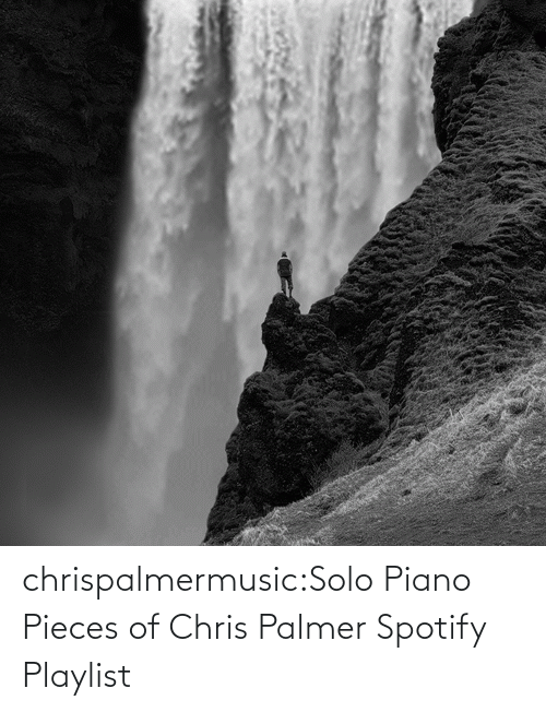 tumblr: chrispalmermusic:Solo Piano Pieces of Chris Palmer Spotify Playlist