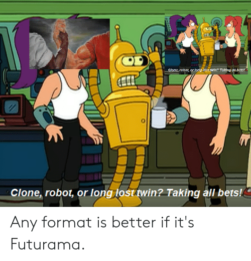 BEASTS and Where to Find Them LESINGER Oh I Miss Futurama