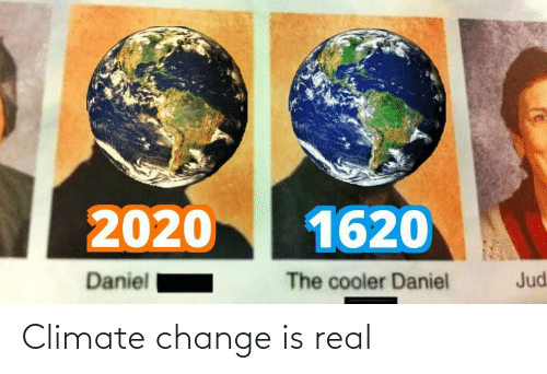 Change: Climate change is real