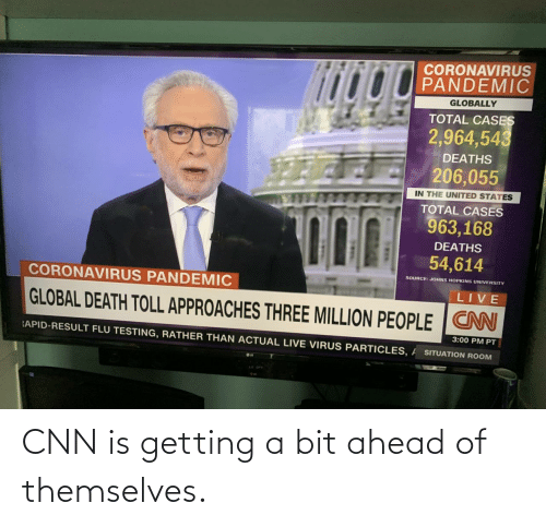 cnn.com: CNN is getting a bit ahead of themselves.