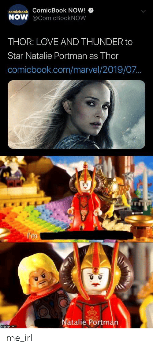 Comicbook Comicbook Now Now Thor Love And Thunder To Star