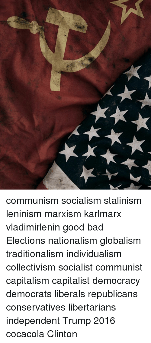 individualism and communilism As nouns the difference between communism and individualism is that communism is any political philosophy or ideology advocating holding the production of resources collectively while.