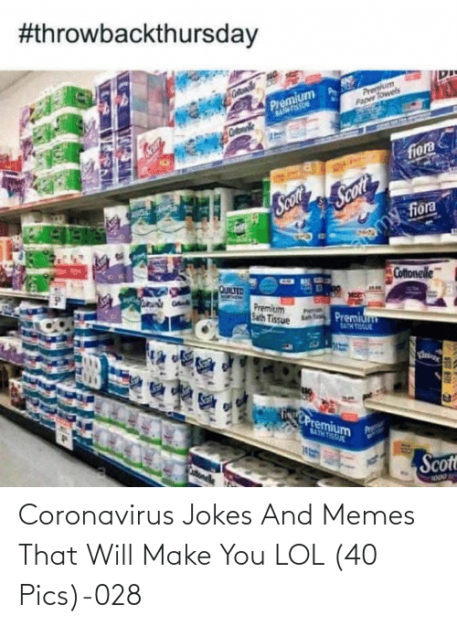 Coronavirus: Coronavirus Jokes And Memes That Will Make You LOL (40 Pics)-028