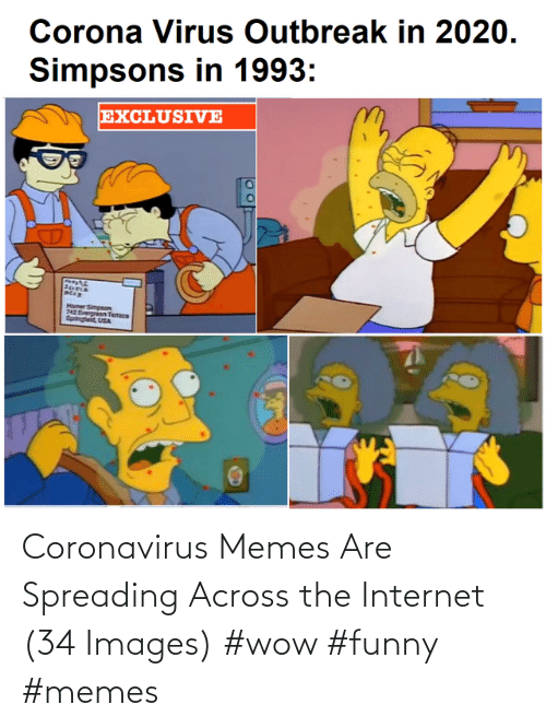 Funny: Coronavirus Memes Are Spreading Across the Internet (34 Images) #wow #funny #memes