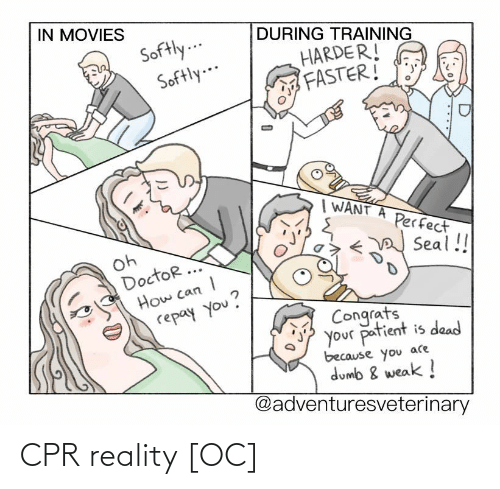 Reality: CPR reality [OC]