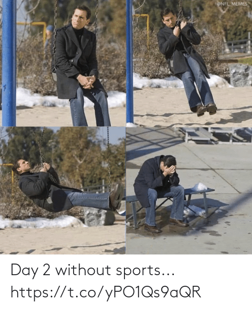 sports: Day 2 without sports... https://t.co/yPO1Qs9aQR