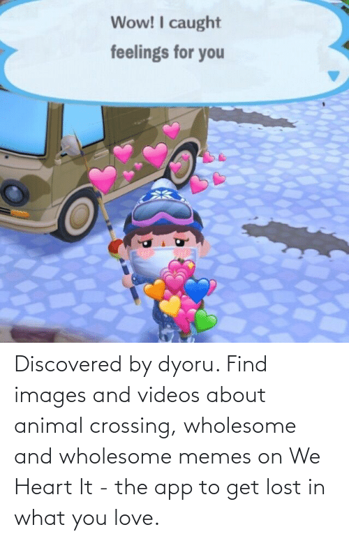 Wholesome: Discovered by dyoru. Find images and videos about animal crossing, wholesome and wholesome memes on We Heart It - the app to get lost in what you love.