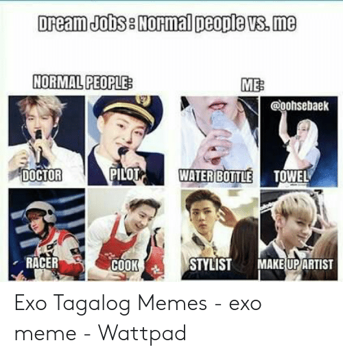 🐣 25+ Best Memes About Exo Tagalog | Exo Tagalog Memes