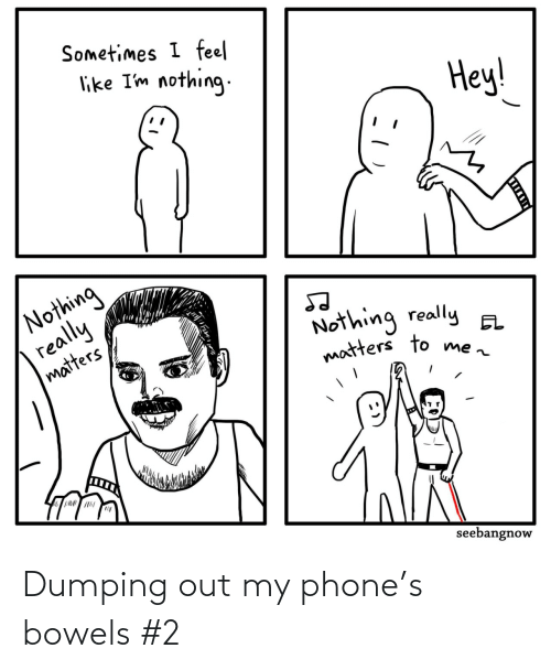 Phone: Dumping out my phone's bowels #2