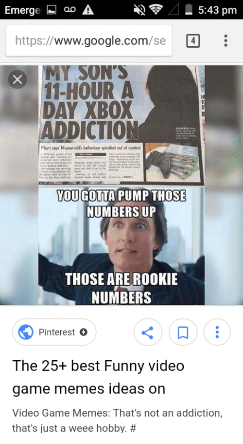 Funny Video Game Memes