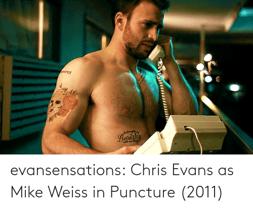 mike: evansensations:  Chris Evans as Mike Weiss in Puncture (2011)