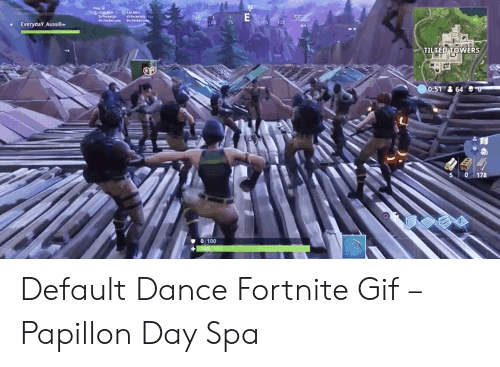fortnite default dance bass boosted download