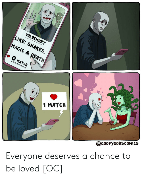 chance: Everyone deserves a chance to be loved [OC]